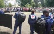 La Croix-Rouge, active dans le programme de lutte anti-mines
