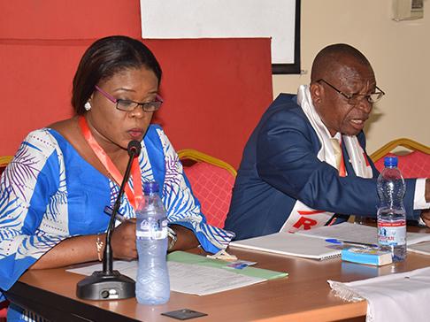 Assemblée Générale Extraordinaire Elective de la Croix-Rouge/RDC 2016