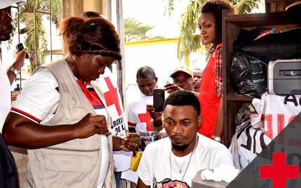 Campagne sur la Fièvre Jaune à Kinshasa