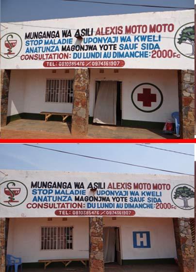 KASUMBALESA : La Croix-Rouge/RDC sensibilise les structures sanitaires à l'utilisation de leurs signes respectifs