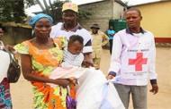 Assistance aux déplacés du KASAI à GUNGU dans le KWILU