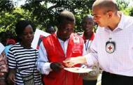 Assistance aux déplacés du Kasaï basés à Kikwit par la Croix-Rouge de la RDC avec l'appui du CICR