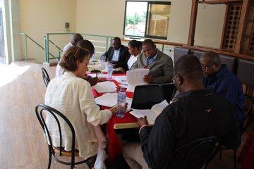 ATELIER DE FINALISATION DU PLAN STRATÉGIQUE 2019-2023 DE LA CROIX-ROUGE/RDC