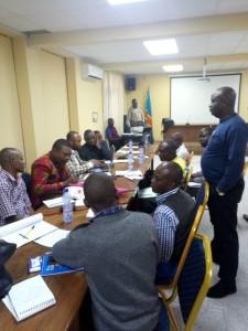Signature de l'accord-cadre de partenariat entre la Croix-Rouge/RDC et la Croix-Rouge Congolaise (Brazzaville)