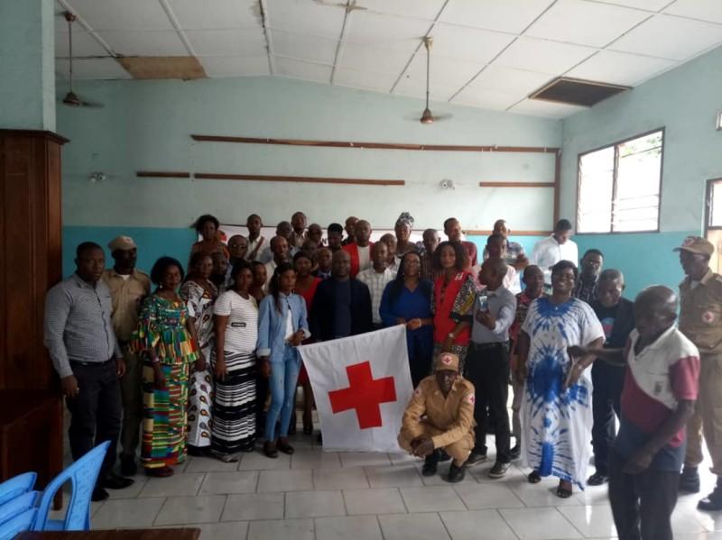 Lancement du Projet de Réduction des Risques des Catastrophes dans le milieu Urbain