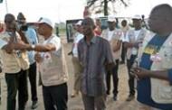 La Croix-Rouge de la RDC a organisé un rallye dans la ville province de Kinshasa