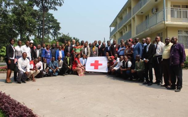 CONGRES ANNUEL DE LA GESTION DE LA CROIX-ROUGE DE LA RÉPUBLIQUE DÉMOCRATIQUE DU CONGO