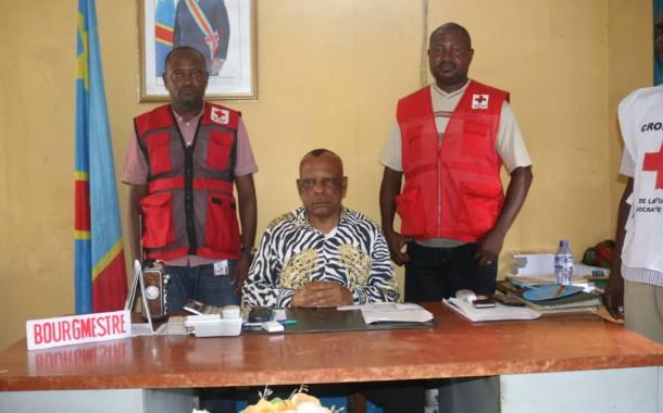 Les volontaires de la Croix-Rouge de la RDC formés sur les Techniques de Sensibilisation sur la pandémie COVID-19