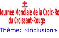 MESSAGE DU PRESIDENT NATIONAL A L'OCCASION DE LA JOURNÉE MONDIALE DE LA CROIX-ROUGE ET DU CROISSANT-ROUGE