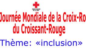 COMMUNIQUE DE PRESSE: Journée mondiale de la Croix-Rouge et du Croissant-Rouge 2020 : Continuez d'applaudir pour les volontaires de la Croix-Rouge de la RDC